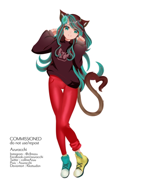 Weekend offer! Full body anime style