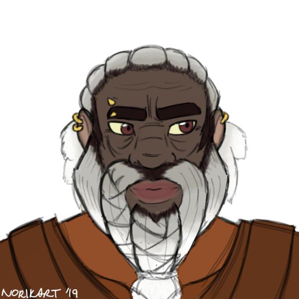 D&D Character: Portrait