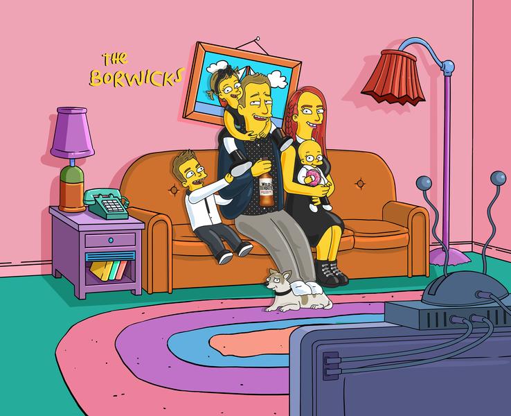 Simpson Portrait