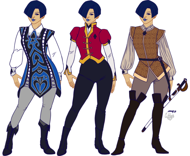 Costume or Outfit Design