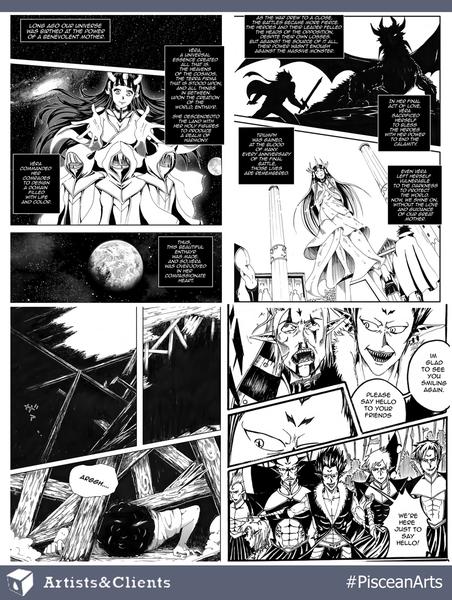 Popular Choice Manga