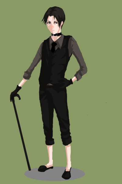Colored Full Body (no lineart)