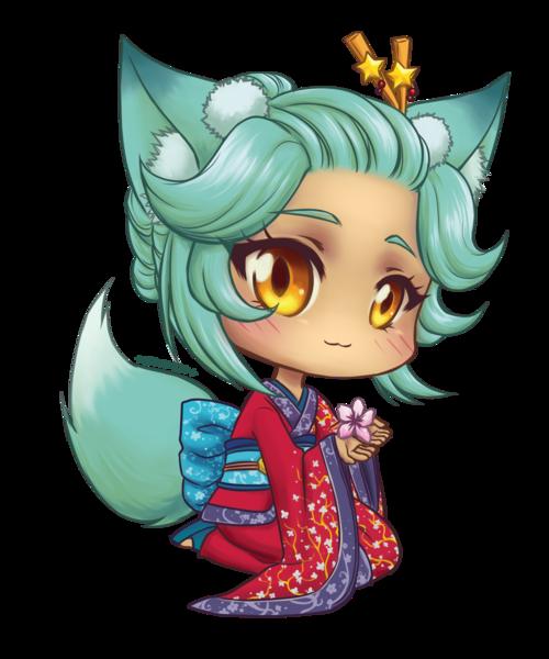 Anime Fullcolor Chibi