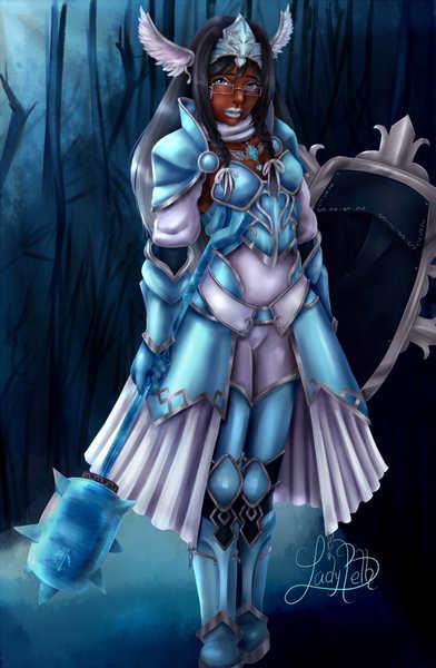 Mecha/Armor full color