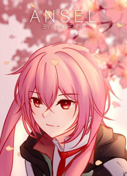 Headshot Anime Style