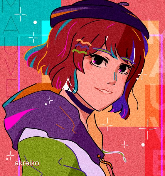 Neon Pop Bust