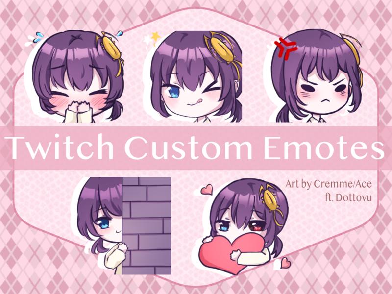 Twitch Custom Emotes