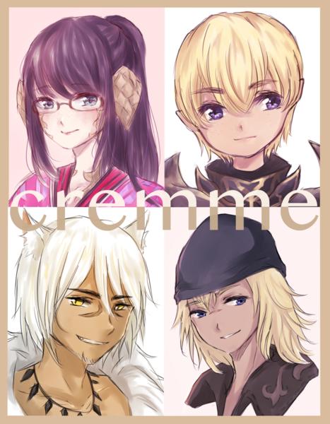 Anime Sketched Headshots!
