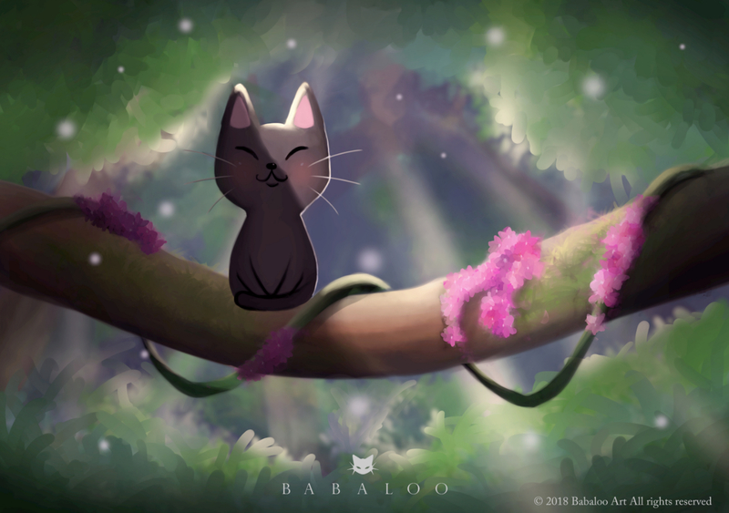 Take your pets in a magical world! <3