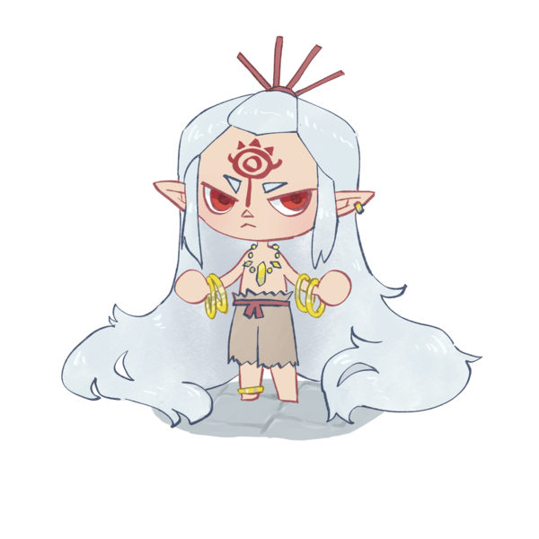 Your OC as an Animal Crossing Villager