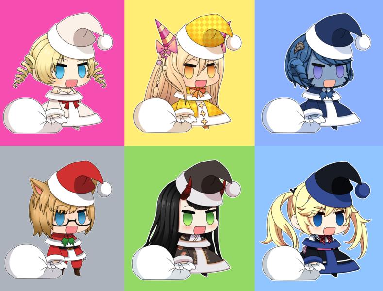 Instant Padoru Christmas Avatar