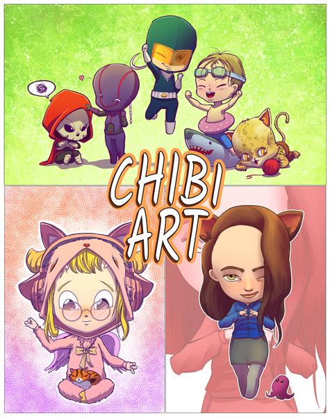 Chibi Characters!