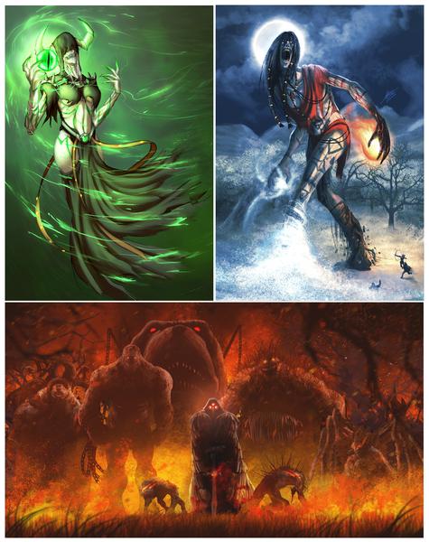 Fantastic Creatures!