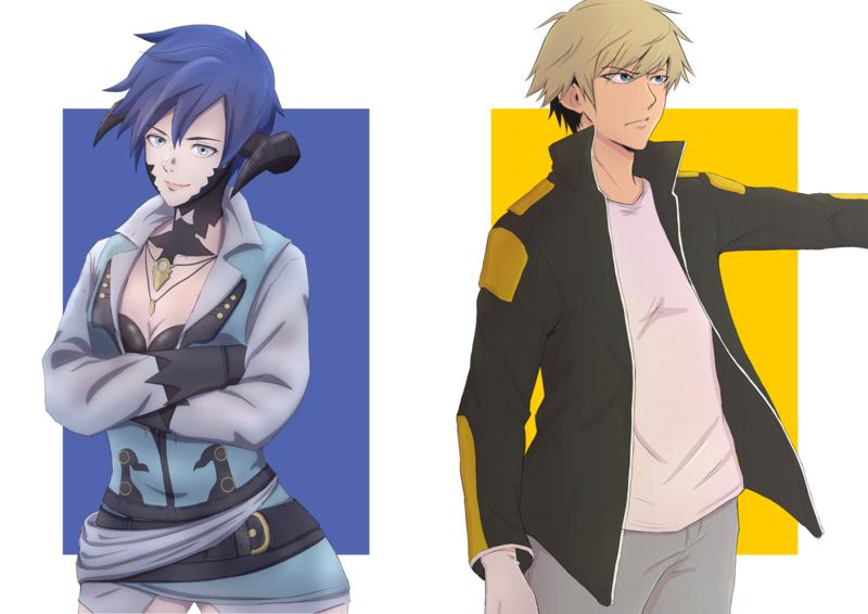 Simple Manga / Anime Style Commisions