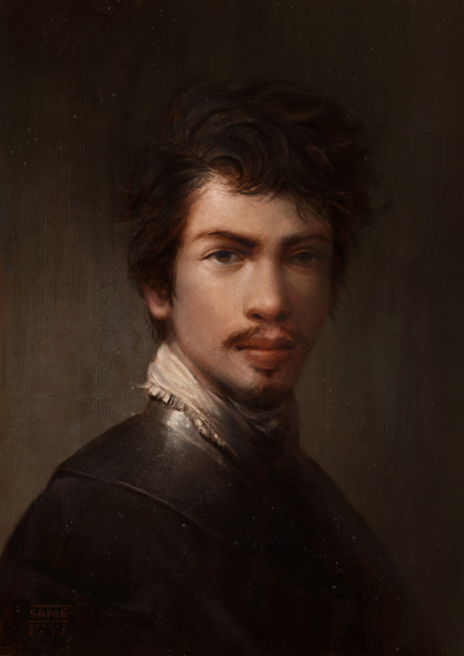 Portrait like Classic Oil Painting
