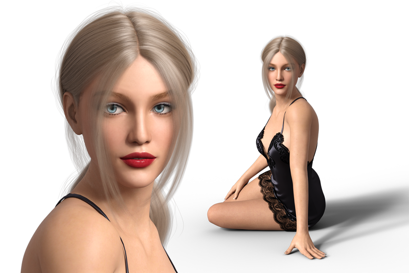 Full Body 3D Character Design